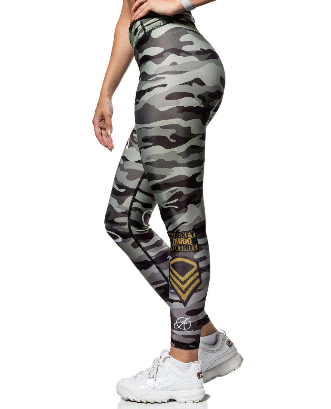 Commando Legging Anarchy Apparel